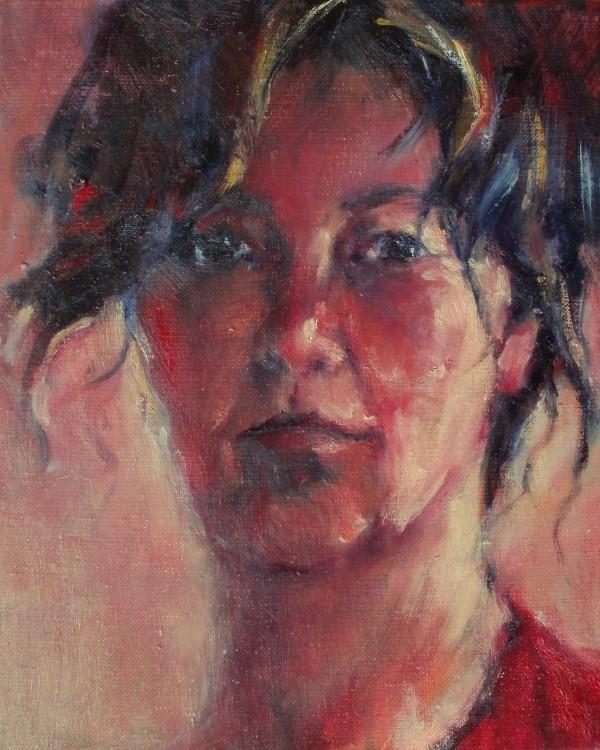 zelfportret   (30*24)